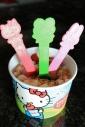 Hello Kitty yogurtland froyo