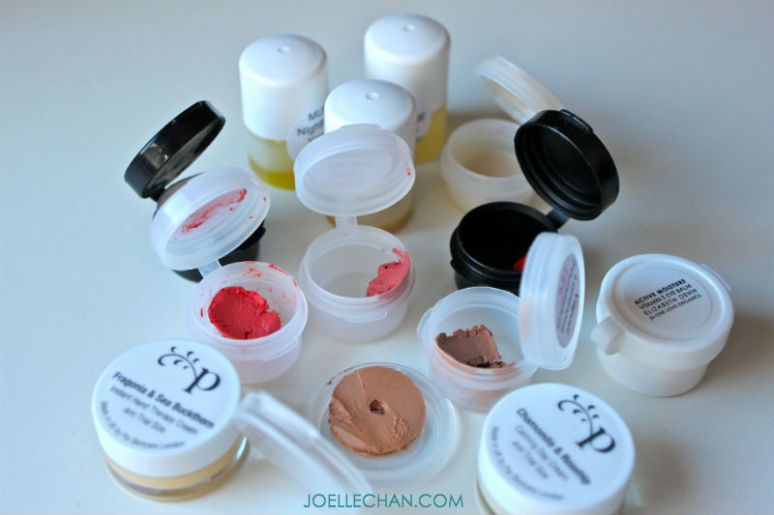 Clean green sustainable organic luxury cosmetic samples - makeup skincare - kahina w3ll vapour ilia mun marie veronique dr alkaitis pai one love - fresh faced online canada - Joelle Chan Calgary
